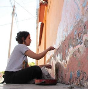 Josefa Micaela - Artista internacional BAU11