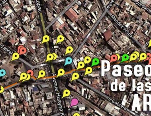 El Paseo de las Artes, nuestro espacio de Acción Urbana