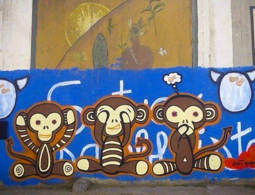 Arte urbano en tiempos de proselitismo