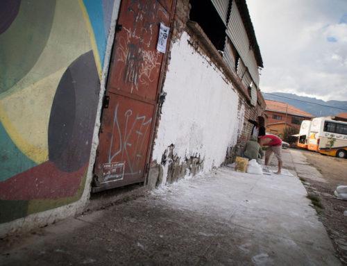Muro Colectivo BAU2015