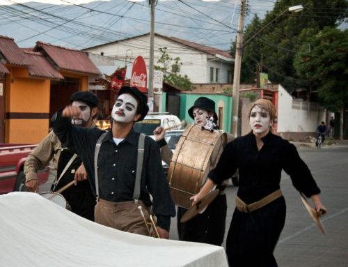 Teatro con Leche BAU2011