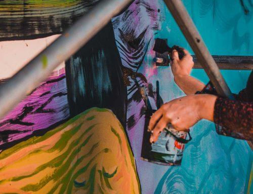 La OLA URBANA inundando de arte las calles de Bolivia